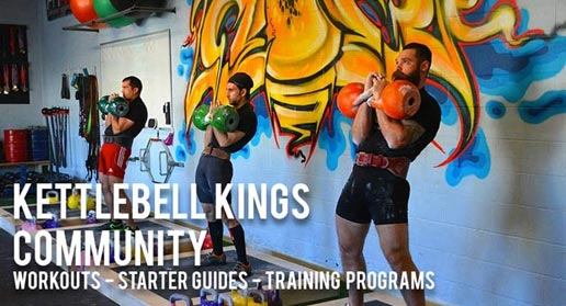 Kettlebell Kings Community